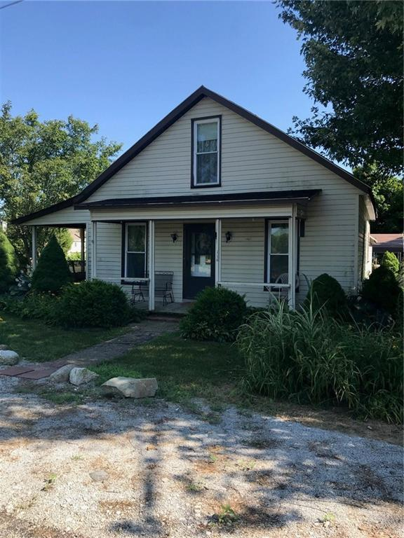 114 W 2nd Street, CHRISTIANSBURG, OH 45389 (MLS #429212) :: Superior PLUS Realtors