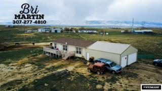2855 Dennis Road, Evansville, WY 82636 (MLS #20172307) :: RE/MAX The Group