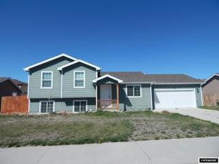 661 Eagle Circle, Evansville, WY 82636 (MLS #20172415) :: RE/MAX The Group