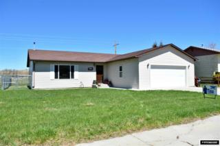 142 Fort Laramie, Glenrock, WY 82637 (MLS #20172541) :: RE/MAX The Group