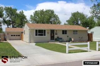 1812 Brigham Young, Casper, WY 82604 (MLS #20172829) :: RE/MAX The Group