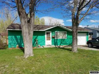 1547 Fremont Avenue, Casper, WY 82604 (MLS #20172832) :: RE/MAX The Group