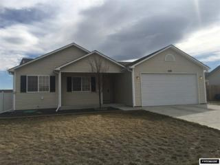 639 Wagon Trail, Evansville, WY 82636 (MLS #20172882) :: RE/MAX The Group