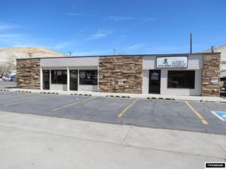 541 E Flaming Gorge Way, Green River, WY 82935 (MLS #20172925) :: RE/MAX The Group