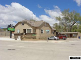 803 W Spruce Street, Rawlins, WY 82301 (MLS #20172969) :: RE/MAX The Group