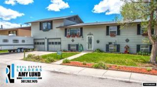 530 S Forest Drive, Casper, WY 82609 (MLS #20172978) :: RE/MAX The Group