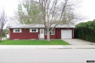 702 S 1st Street, Glenrock, WY 82637 (MLS #20173005) :: RE/MAX The Group