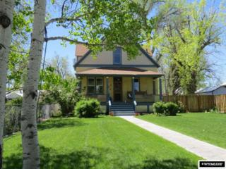 253 Cliff Street, Lander, WY 82520 (MLS #20173022) :: RE/MAX The Group