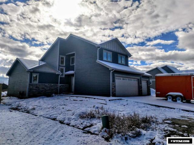 6135 Thunder Valley Road, Mills, WY 82604 (MLS #20182321) :: Real Estate Leaders