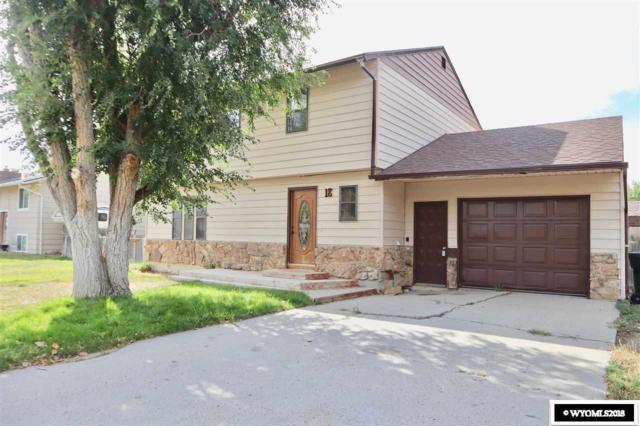 18 Jonquil Street, Casper, WY 82604 (MLS #20185800) :: Lisa Burridge & Associates Real Estate