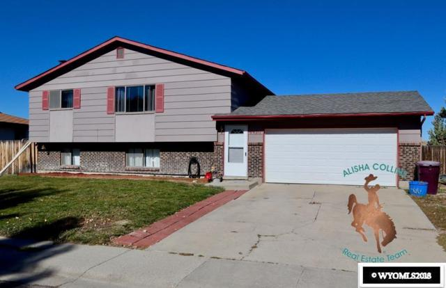 6420 Timberline Court, Casper, WY 82604 (MLS #20186170) :: Real Estate Leaders