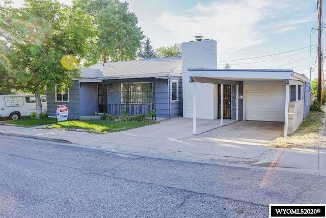 1114 E 10th, Casper, WY 82601 (MLS #20203069) :: Lisa Burridge & Associates Real Estate
