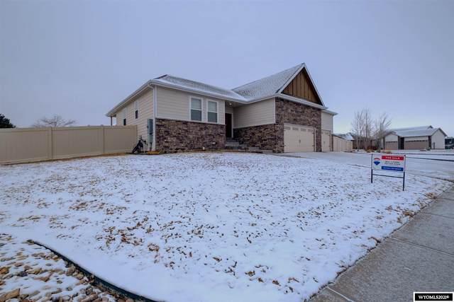 6149 Coronado, Casper, WY 82609 (MLS #20210656) :: Lisa Burridge & Associates Real Estate