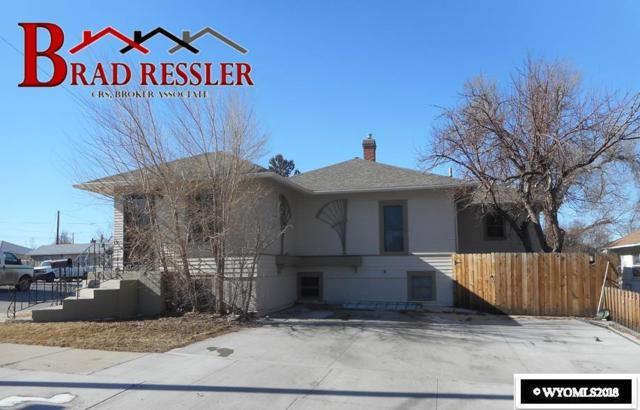 1044 E 1st Street, Casper, WY 82601 (MLS #20180849) :: Real Estate Leaders