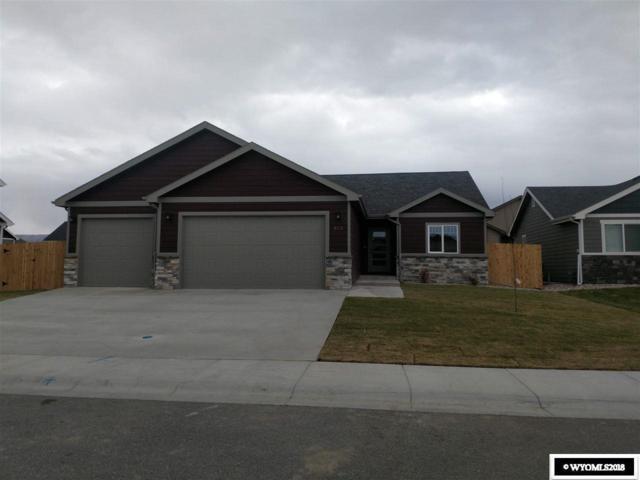 615 Fort Clay Street, Evansville, WY 82636 (MLS #20181972) :: Lisa Burridge & Associates Real Estate