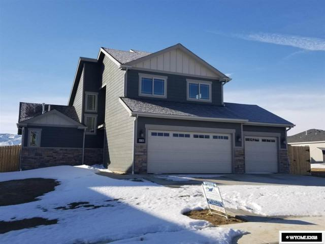 6135 Thunder Valley Road, Mills, WY 82604 (MLS #20182321) :: Real Estate Leaders