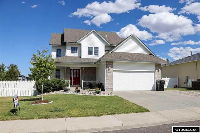 5313 Mountain Way, Casper, WY 82601 (MLS #20205156) :: Lisa Burridge & Associates Real Estate