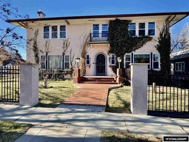 1042 S David, Casper, WY 82601 (MLS #20206561) :: Lisa Burridge & Associates Real Estate