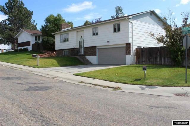 4061 Bretton Drive, Casper, WY 82609 (MLS #20175912) :: Lisa Burridge & Associates Real Estate