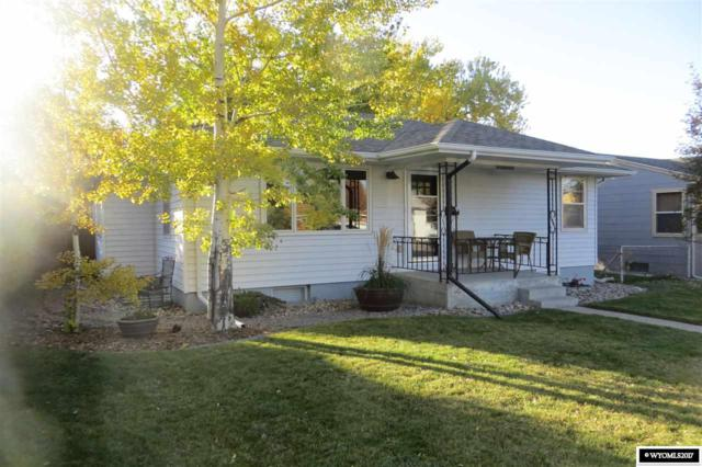 2028 S Cedar, Casper, WY 82601 (MLS #20177368) :: Lisa Burridge & Associates Real Estate