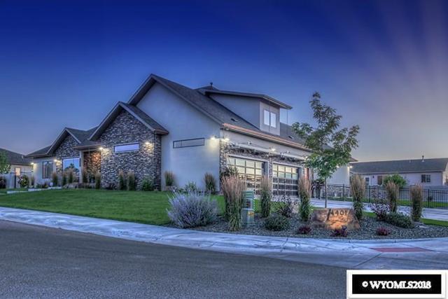 4401 Freedom Circle, Casper, WY 82609 (MLS #20180848) :: Lisa Burridge & Associates Real Estate
