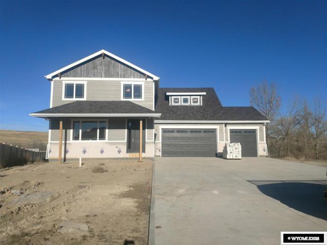 761 Camp Davis Circle, Evansville, WY 82636 (MLS #20181926) :: Lisa Burridge & Associates Real Estate