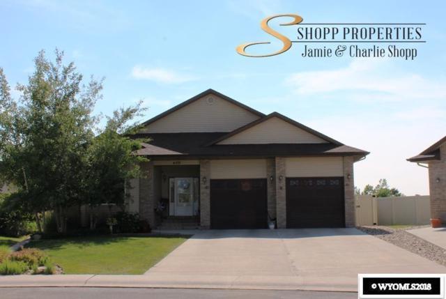 4105 Stafford Court, Casper, WY 82609 (MLS #20184134) :: Lisa Burridge & Associates Real Estate