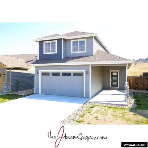 2897 Villa Del Rey, Casper, WY 82604 (MLS #20205761) :: RE/MAX Horizon Realty