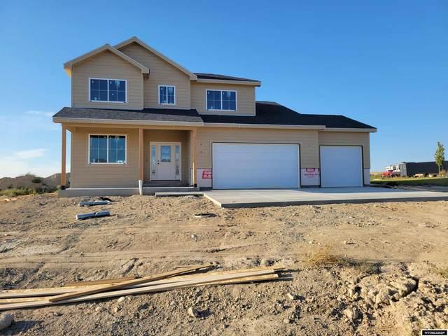 6498 Meadow Wind Way, Mills, WY 82604 (MLS #20210363) :: Real Estate Leaders