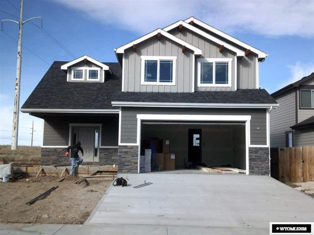 6152 Thunder Valley Road, Mills, WY 82604 (MLS #20182299) :: Real Estate Leaders