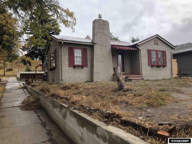 703 S Mckinley Street, Casper, WY 82601 (MLS #20187173) :: Real Estate Leaders