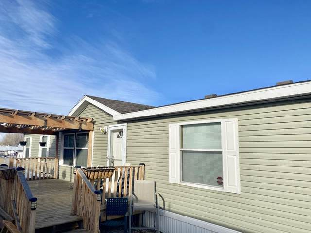 4822 Poison Spider, Mills, WY 82644 (MLS #20200015) :: Real Estate Leaders