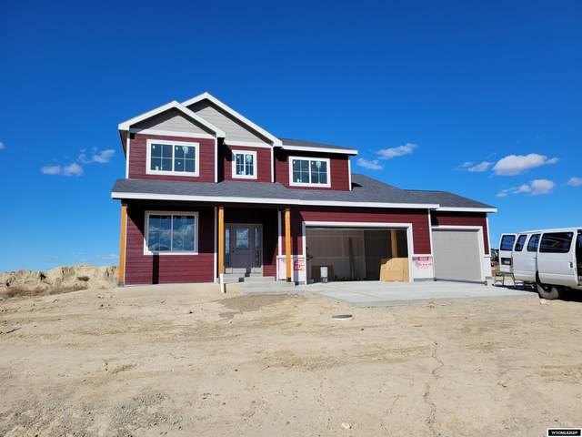 6498 Meadow Wind Way, Mills, WY 82604 (MLS #20210363) :: RE/MAX Horizon Realty