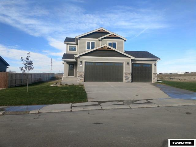 1282 River Heights Drive, Mills, WY 82604 (MLS #20180947) :: Real Estate Leaders