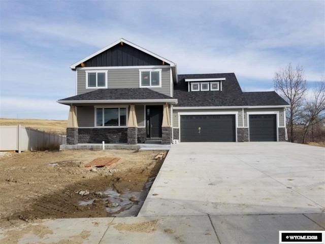 761 Camp Davis Circle, Evansville, WY 82636 (MLS #20181926) :: RE/MAX The Group