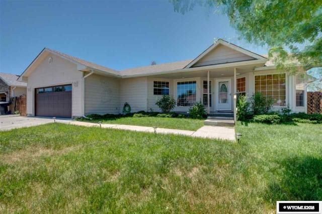 152 Forget Me Not, Casper, WY 82604 (MLS #20183462) :: Real Estate Leaders