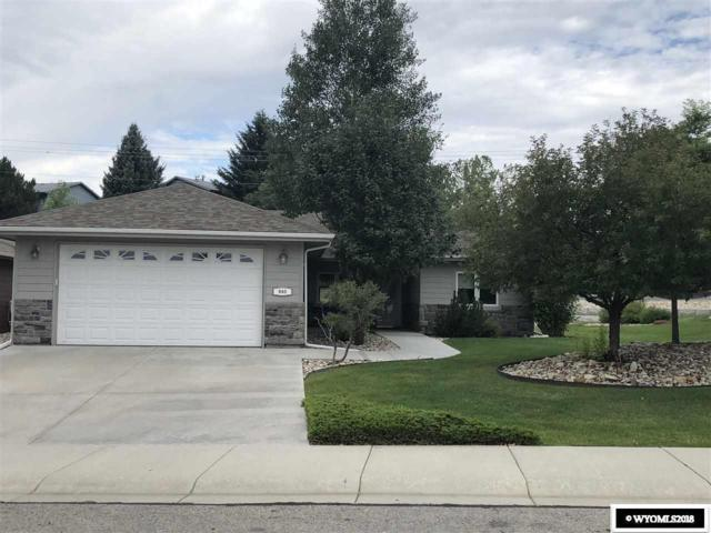 940 Recluse Court, Casper, WY 82609 (MLS #20184131) :: Real Estate Leaders