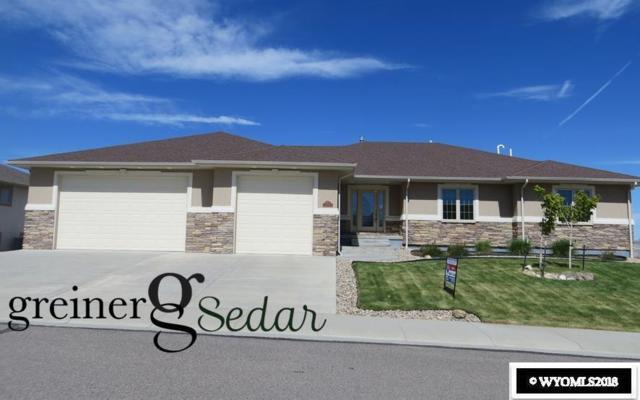 2814 Hogan Drive, Casper, WY 82601 (MLS #20184600) :: Real Estate Leaders