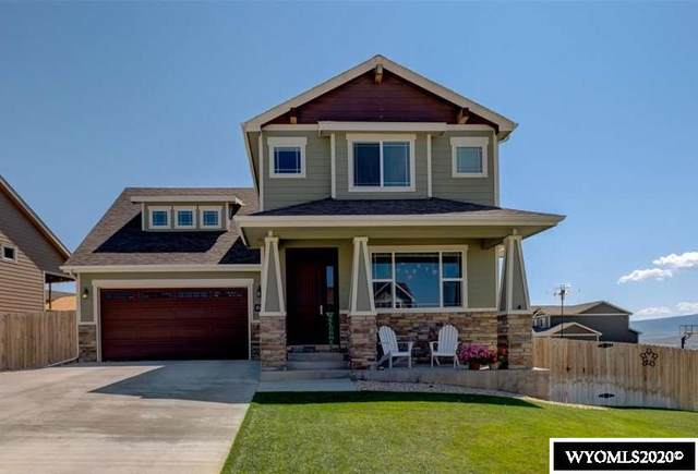 925 Pebble Mountain Drive, Mills, WY 82644 (MLS #20204206) :: RE/MAX The Group