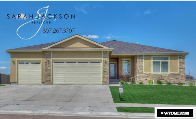 2912 Croydon Drive, Casper, WY 82609 (MLS #20182322) :: RE/MAX The Group