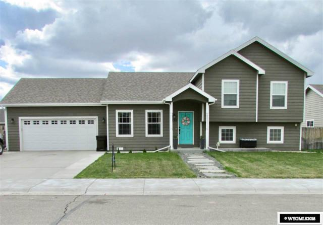 732 Reshaw Circle, Evansville, WY 82636 (MLS #20182477) :: Real Estate Leaders
