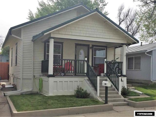 915 S Walnut, Casper, WY 82601 (MLS #20182951) :: Lisa Burridge & Associates Real Estate