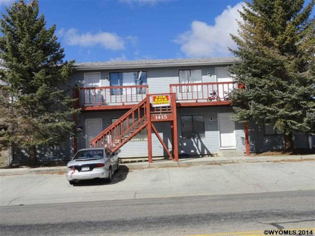 1415 East Teton Blvd., Green River, WY 82935 (MLS #20141507) :: Real Estate Leaders