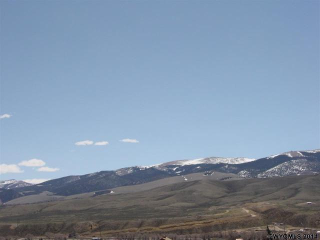 Lot 47 Painted Hills Estates, Dubois, WY 82513 (MLS #20142218) :: Real Estate Leaders