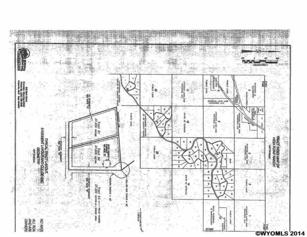 TRACT 38 High Point Ranch, Evanston, WY 82930 (MLS #20142785) :: Lisa Burridge & Associates Real Estate