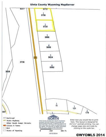 5758 & 5720 Highway 89 N., Evanston, WY 82930 (MLS #20145481) :: Lisa Burridge & Associates Real Estate