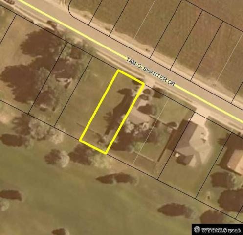 Lot 110 Tam O Shanter Drive, Riverton, WY 82501 (MLS #20160380) :: Lisa Burridge & Associates Real Estate