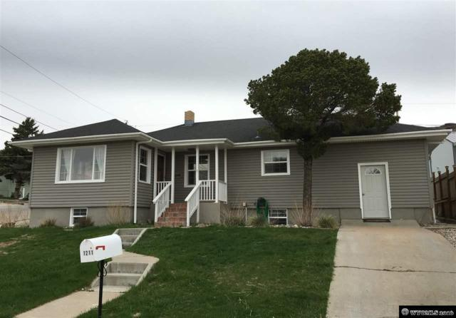 1211 Veterans, Rawlins, WY 82301 (MLS #20162584) :: RE/MAX The Group