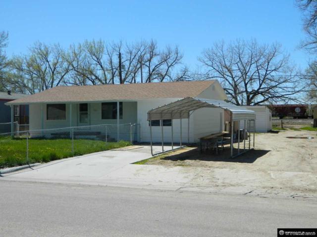 924 S 5th Street, Douglas, WY 82633 (MLS #20163115) :: Real Estate Leaders