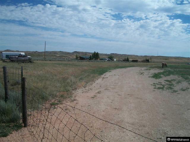 Lot 4 Pioneer Road, Buffalo, WY 82834 (MLS #20163758) :: Lisa Burridge & Associates Real Estate